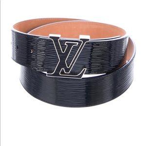 Louis Vuitton Epi Belt